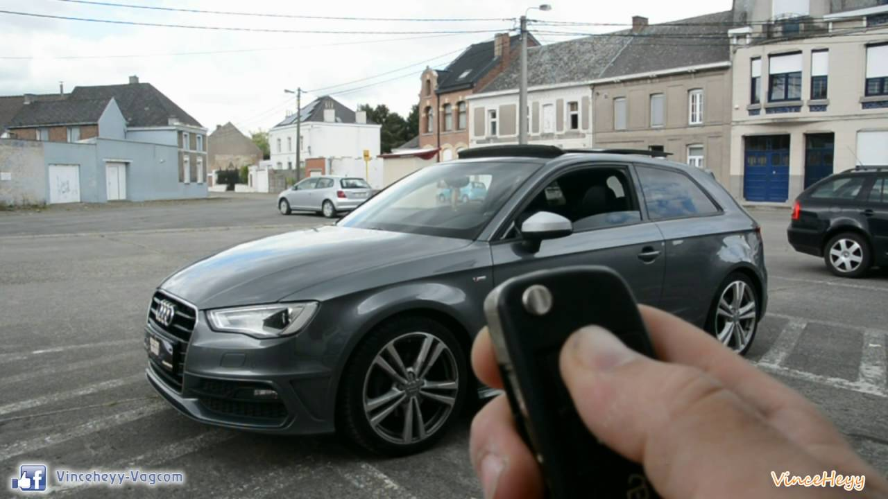 AUDI A V FULL OPENNING AND CLOSING WINDOW SUNROOF WITH REMOTE - Tom williams audi