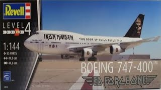 Video Boeing 747 - Iron Maiden - Ed Force One -  Part 2 download MP3, 3GP, MP4, WEBM, AVI, FLV Agustus 2018