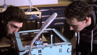 Creating A 3D Printed Car In College - Ultimaker: 3D Printing Story