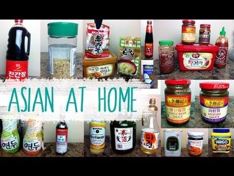 The Asian Pantry : Basic Asian Ingredients