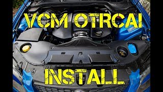 HOW TO INSTALL A VCM INTAKE ON A VE/VF SS