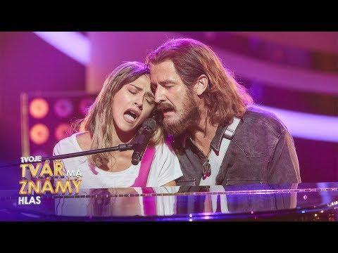 Roman Zach & Eva Burešová jako Bradley Cooper & Lady Gaga