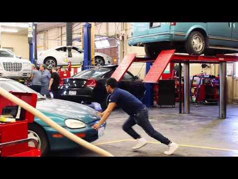 Automotive Technology | Big Bend Community College