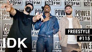 """Download IDK Effortlessly Slides Over Brent Faiyaz & Drake's """"Wasting Time"""" Beat - Leakers Freestyle #115"""