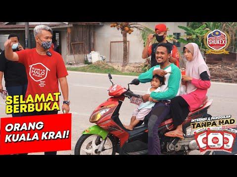 Juadah Berbuka Puasa Percuma di Kelantan!