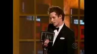 Eddie Redmayne wins 2010 Tony Award for Best Featured Actor in a Play