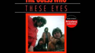 The Guess Who - These Eyes (432hz)