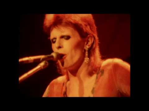 Video von David Bowie, Mick Ronson