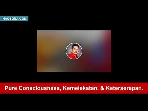Suwung, Pure Consciousness, Kemelekatan, & Keterserapan