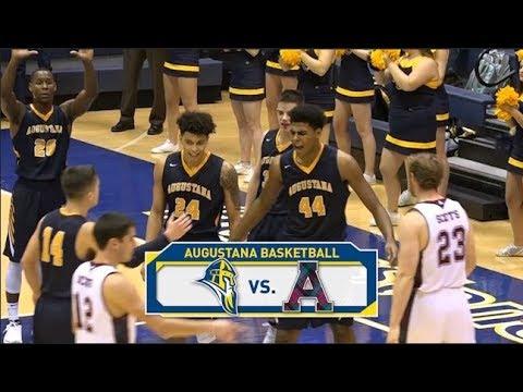 Men's Basketball: Highlights vs. Alma