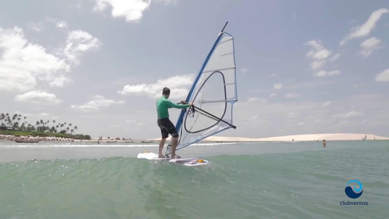 Beginner Windsurf Lessons | ClubVentos Jericoacoara
