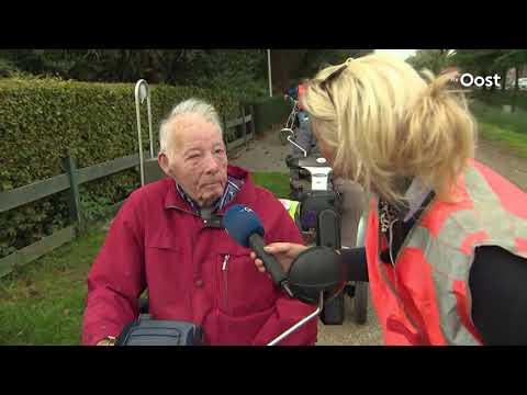 Expeditie Oost: Lemelerveldse senioren trappen hem nog één keer aan