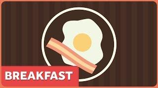 Breakfast. Take it. Or leave it.