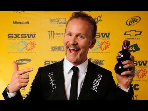 Morgan Spurlock On His Latest Film, The Greatest Movie Ever Sold