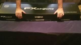 FX Streamline 25 unboxing...