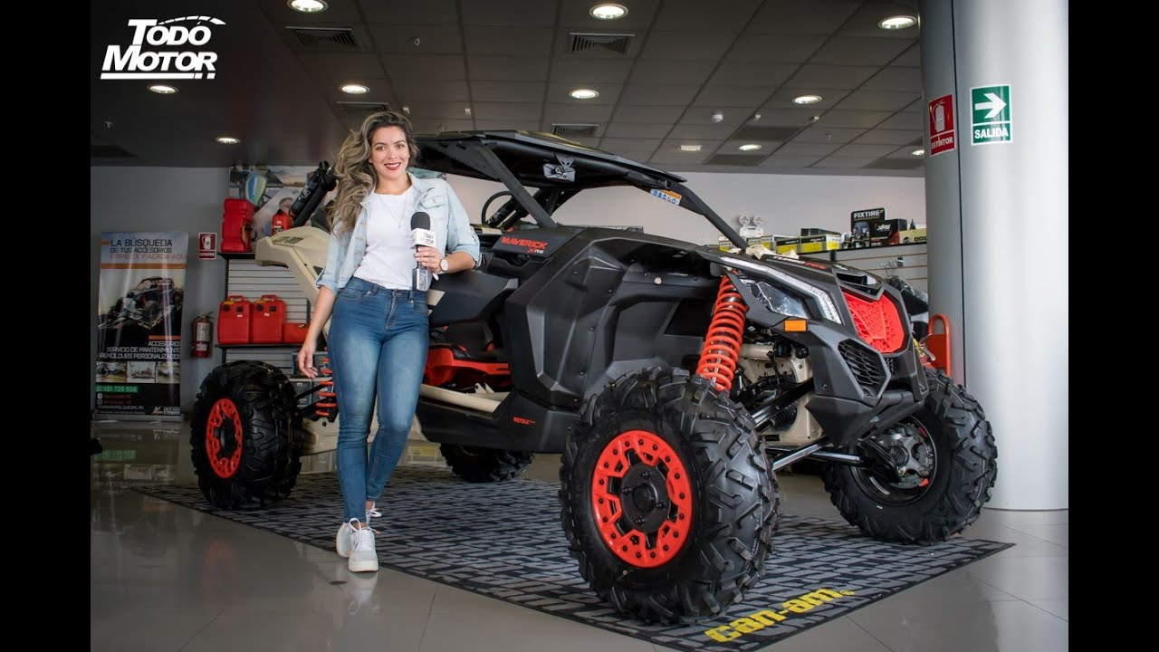 Download Canam Maverick X3 Turbo 2021 - Lanzamiento Perú