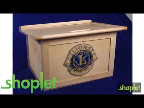 AmpliVox- W242 Travel Lite Folding Tabletop Lectern