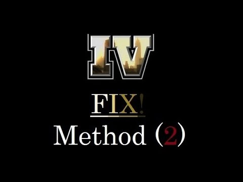 Gta Iv Crashstopped Workinglagfreezenot Responding Fix Method