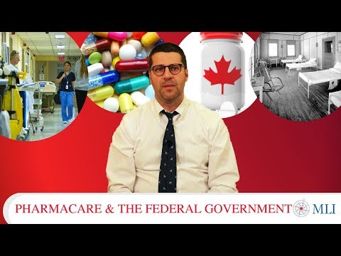 Should the Federal Government Get Involved in Pharmacare?