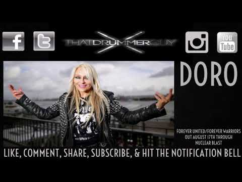 Im In Paradise: An Interview w Doro