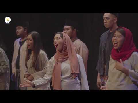"""Drama Musikal """"Van Der Wijck"""" By Rascacielos Choir"""