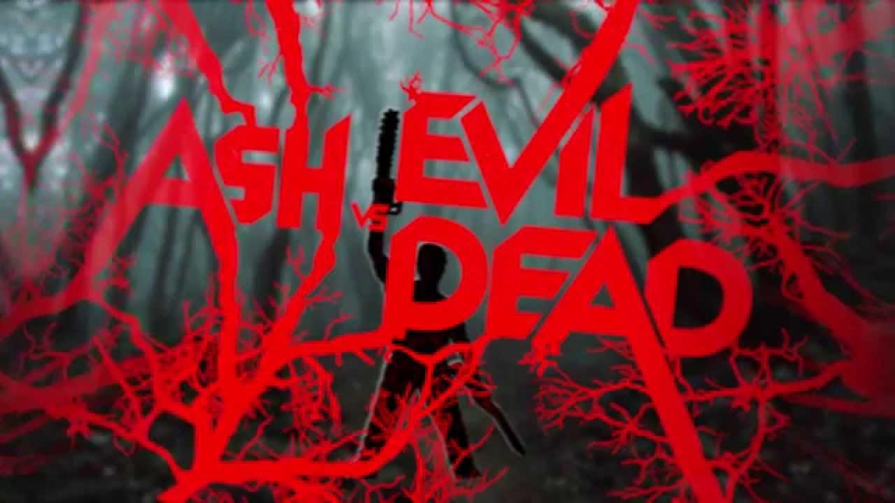 Ashvsevildead Teaser Trailer I M Through Running Youtube