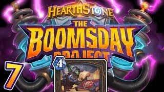BOOMSDAY PROJECT REVIEW #7 - Trump Got Another OP OP Card?!   Hearthstone