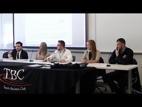 """Success in Business"" College Panel"