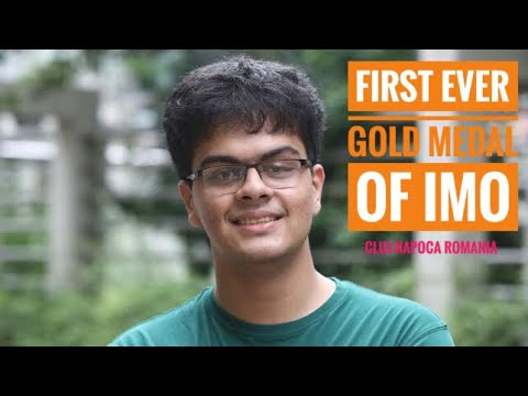 IMO Gold Medal for Bangladesh | The First Ever gold Medal by Ahmed Zawad  Chowdhury