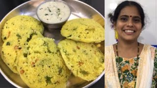 Instant Rava Idli | Rava Idli | Breakfast and dinner Receipe