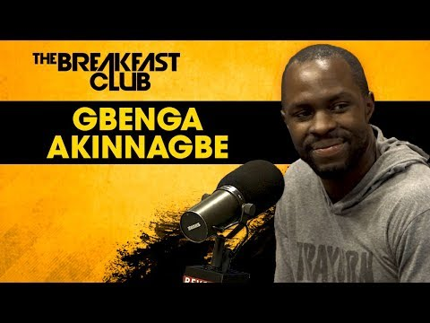 Gbenga Akinnagbe Speaks On His Character In HBO's 'The Deuce' And More