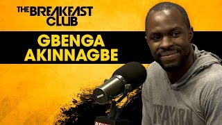 Gbenga Akinnagbe Speaks On His Character In HBOs The Deuce And More