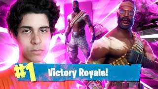I DID 11 KILLS WITH The NEW SKIN of the BANDOLEIRO-Fortnite (Battle Royale)