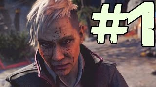 "Far Cry 4: Gameplay WalkThrough Part 1 ""INTRO"" (Far Cry 4 Lets Play Gameplay Mission 1)"