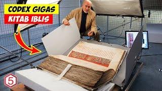 Salah Satunya Kitab iblis, Penemuan Misterius Yang bikin Sulit Di Pecahkan Para Peneliti