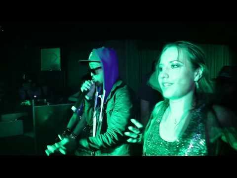J-Lie Live in Tokyo Japan at Vanity Lounge & F Bar
