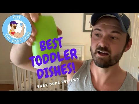 Best Toddler Dishes: Munchkin – Jeff the Baby Dude