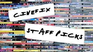CineFix Staff Picks - January '17