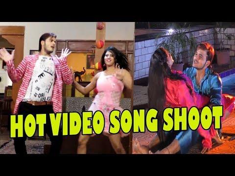 मैं नागिन तू सपेरा Main Nagin Tu Sapera Hot VIDEO Song Shoot Arvind Akela Kallu & Chandni Singh