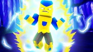 Minecraft: DRAGON BLOCK C SUPER - GOLDEN FROST ? ‹ Frango ›