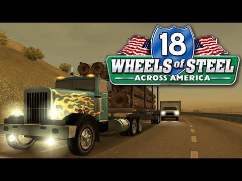 18 Wheels of Steel Across America - Clássico Simulador De Caminhão