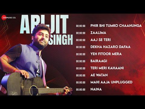 Arijit Singh In 2018 - Audio Jukebox | 47 Songs