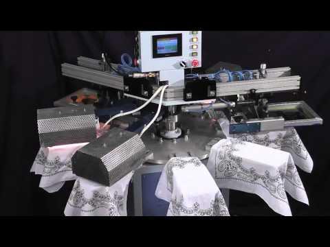 R280 T-shirt Printing Machine
