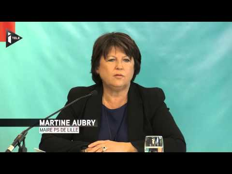 "Martine Aubry en a ""ras-le-bol"" d'Emmanuel Macron"
