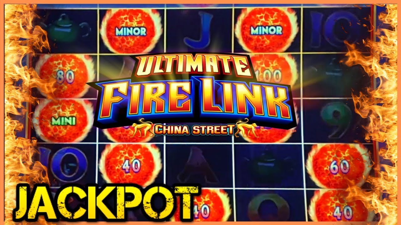 🔥Ultimate Fire Link China Street HUGE HANDPAY JACKPOT 🔥HIGH LIMIT $90 SPIN BUFFALO GOLD Slot Machine