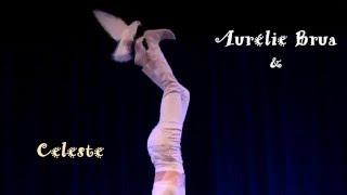 Aurelie Brua & Celeste, Handstand