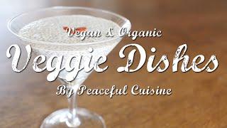 ぷるぷる食感のスーパーフード「チアシード」のプリンの作り方:How to Make Chia Seed Pudding | VEGGIE DISHES by Peaceful Cuisine