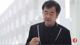 Interview with Kengo Kuma. Casalgrande Ceramic Cloud