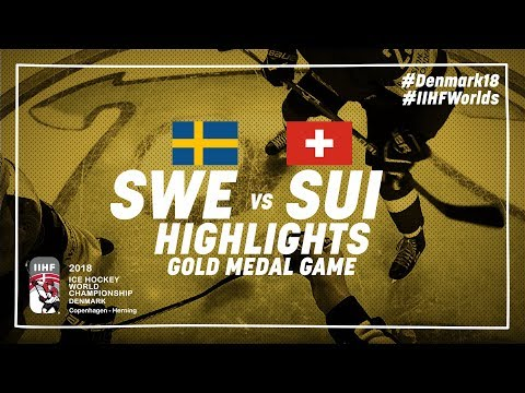 Game Highlights: Sweden vs Switzerland May 420 2018 | #IIHFWorlds 2018