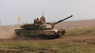 DFN:U.S., Romanian Army Train Together (B-Roll), SMARDAN TRAINING AREA, ROMANIA, 04.17.2018